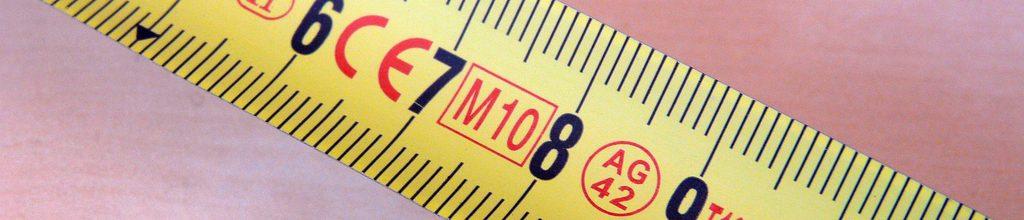 La dificultad (o no) de las métricas